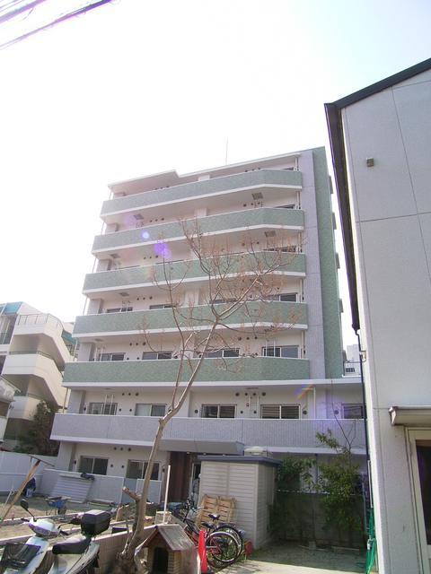 物件番号: 1025822146 ラ・ウェゾン中道  神戸市兵庫区中道通9丁目 1R マンション 外観画像