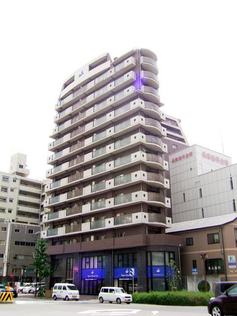 物件番号: 1025828236 ローレル・トアスクエア  神戸市中央区中山手通2丁目 2LDK マンション 外観画像