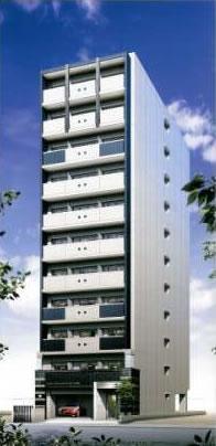 物件番号: 1025882844 レオンコンフォート神戸西  神戸市兵庫区大開通2丁目 1K マンション 外観画像
