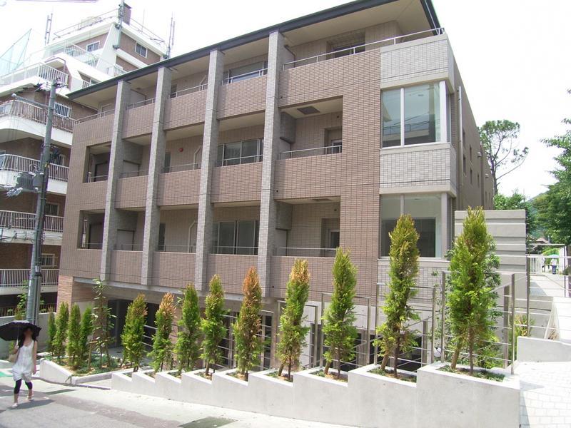 物件番号: 1025831250 KAISEI神戸北野町  神戸市中央区北野町2丁目 1R マンション 外観画像