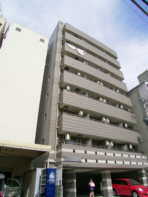 物件番号: 1025882718 ラ・フォンテ三宮旭  神戸市中央区旭通1丁目 1DK マンション 外観画像
