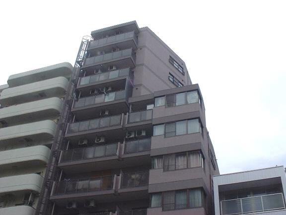 物件番号: 1025883290 ライオンズマンション中山手  神戸市中央区中山手通4丁目 1DK マンション 外観画像