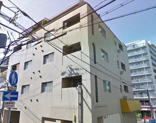 物件番号: 1025872006 シャトー金岡  神戸市中央区北長狭通5丁目 1DK マンション 外観画像