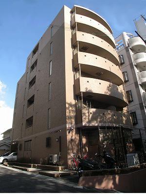 物件番号: 1025867157 アクアプレイス新神戸駅前  神戸市中央区熊内町7丁目 1R マンション 外観画像