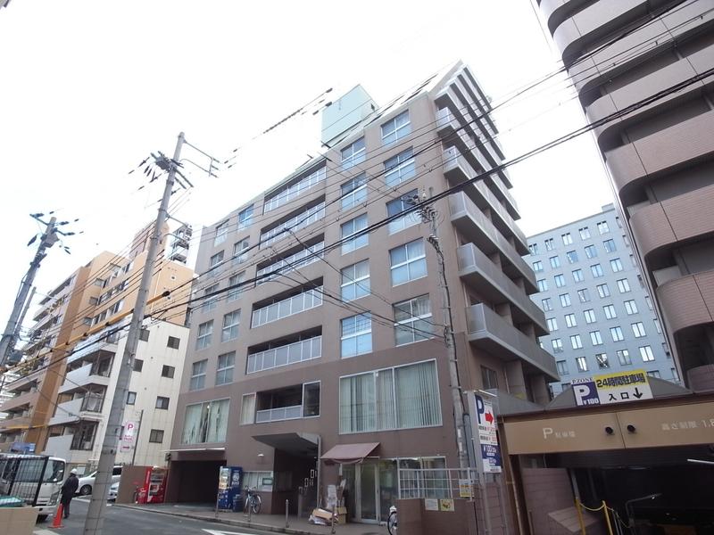 物件番号: 1025826855 ノベラ御幸通  神戸市中央区御幸通2丁目 1R マンション 外観画像