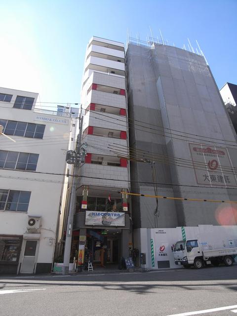 物件番号: 1025866983 フキ三宮ビル  神戸市中央区御幸通6丁目 1K マンション 外観画像