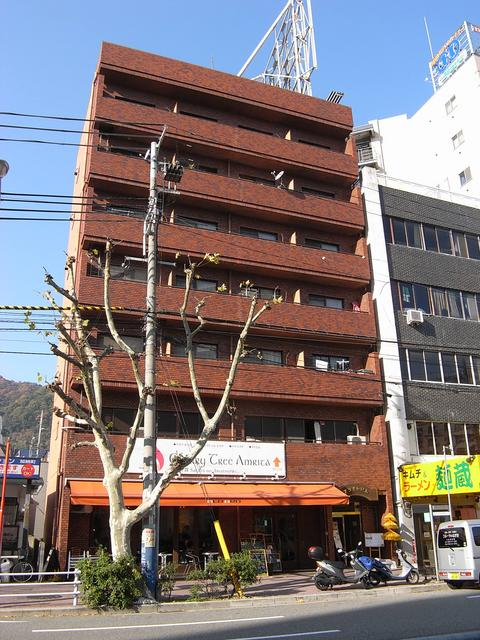 物件番号: 1025840470 マツモトビル  神戸市中央区加納町3丁目 1K マンション 外観画像