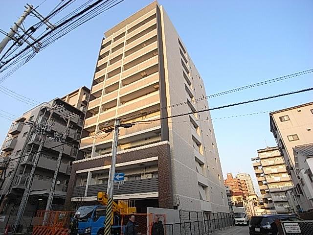 物件番号: 1025855433 アドバンス三宮Ⅲリンクス  神戸市中央区日暮通1丁目 1LDK マンション 外観画像