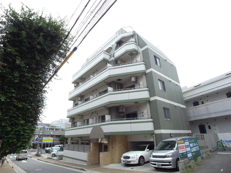 物件番号: 1025834138 Kitano Flats Plus  神戸市中央区山本通3丁目 1K マンション 外観画像
