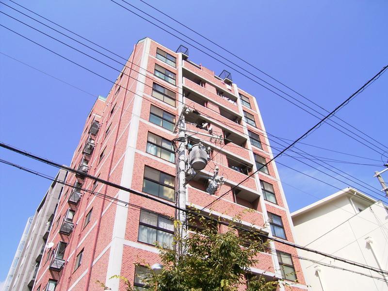 物件番号: 1025824709 デ・リード神戸元町  神戸市中央区栄町通5丁目 1LDK マンション 外観画像