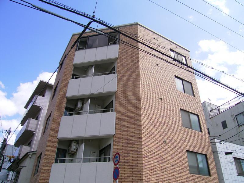 物件番号: 1025802163 サンパークハイツ  神戸市中央区日暮通6丁目 1DK マンション 外観画像
