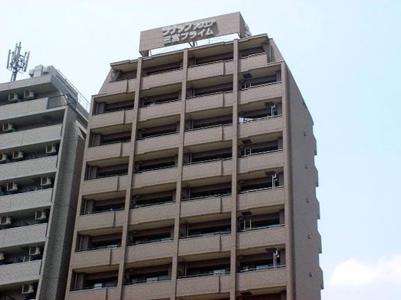 物件番号: 1025811498 ラナップスクエア三宮プライム  神戸市中央区雲井通3丁目 1K マンション 外観画像