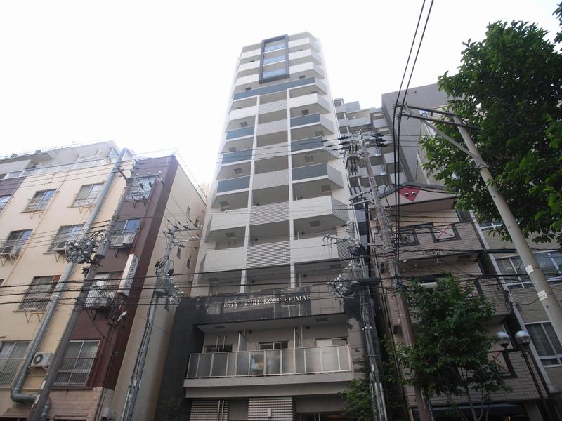 エスティ・ロアール神戸駅前 1301の外観