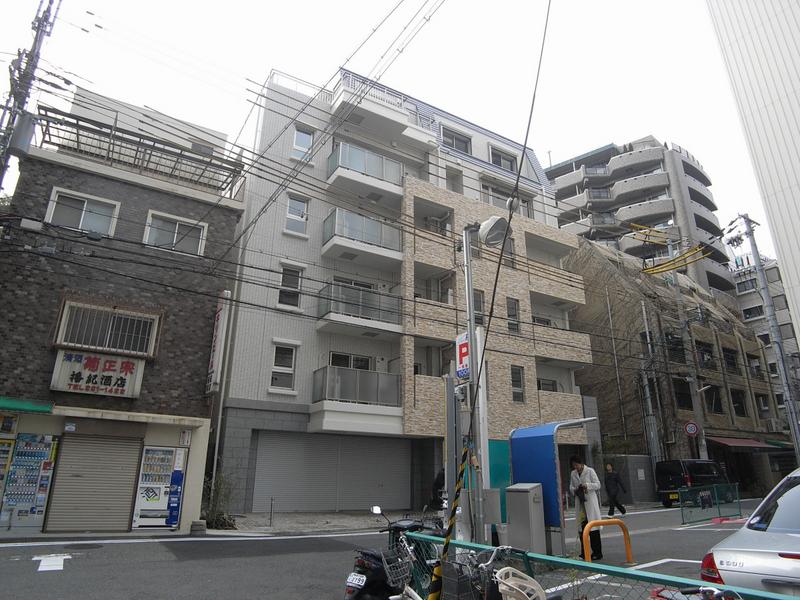 物件番号: 1025834812  神戸市中央区加納町2丁目 1R マンション 外観画像