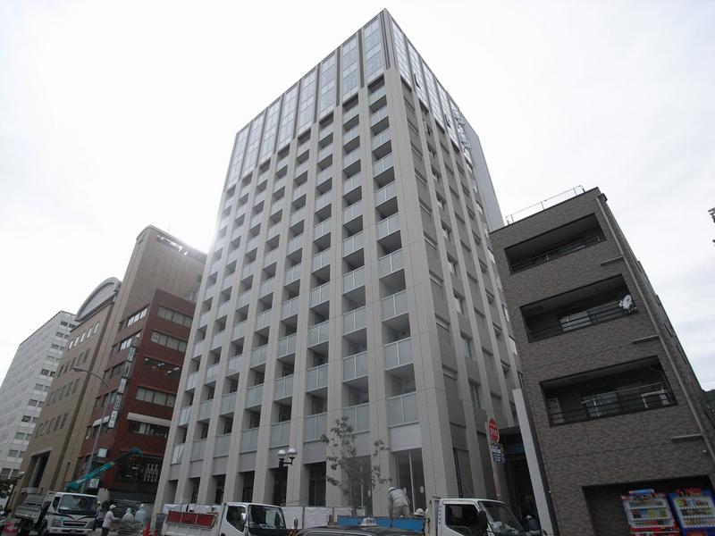 物件番号: 1025836802 トルチェ元町山手  神戸市中央区下山手通4丁目 1R マンション 外観画像