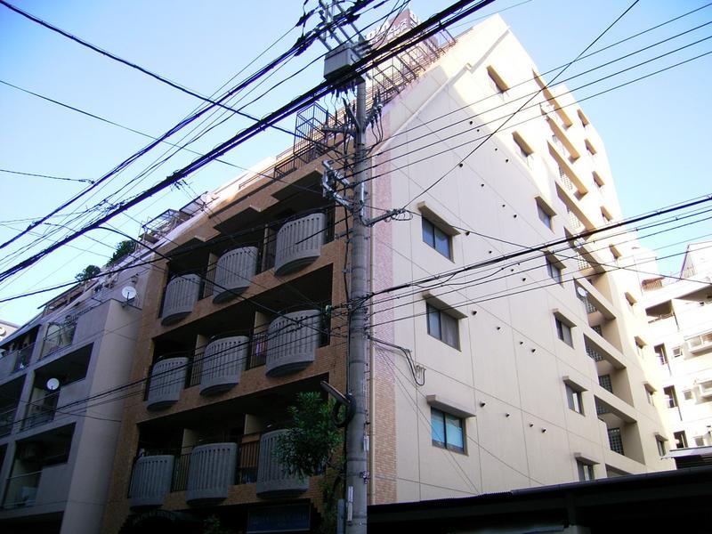 物件番号: 1025883364 ダイアパレス新神戸  神戸市中央区生田町1丁目 1K マンション 外観画像