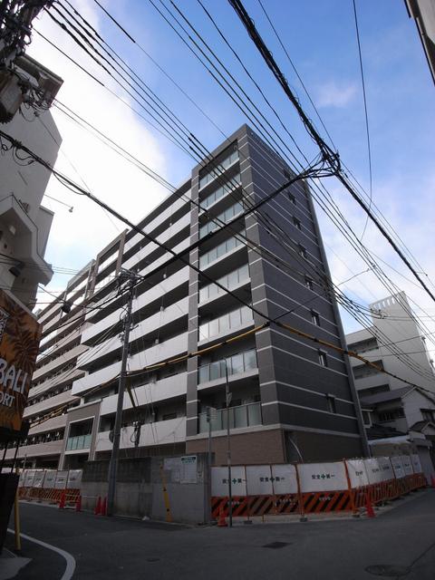 物件番号: 1025838929 アドバンス神戸グルーブ  神戸市中央区生田町3丁目 1K マンション 外観画像
