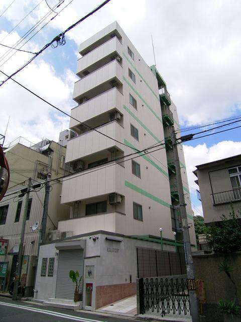物件番号: 1025802414 レグルスコート  神戸市中央区東雲通1丁目 1K マンション 外観画像