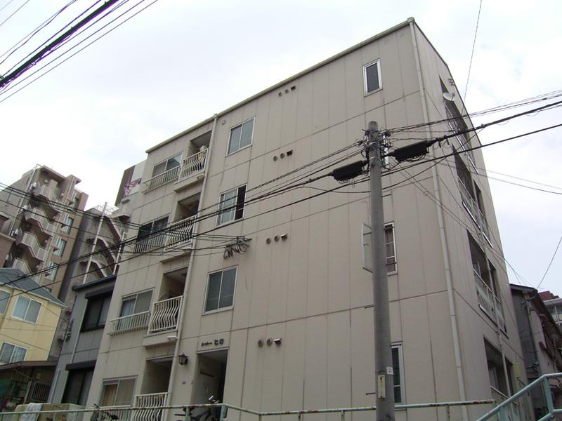 物件番号: 1025883391 シャトーヒロ  神戸市中央区二宮町1丁目 2K マンション 外観画像