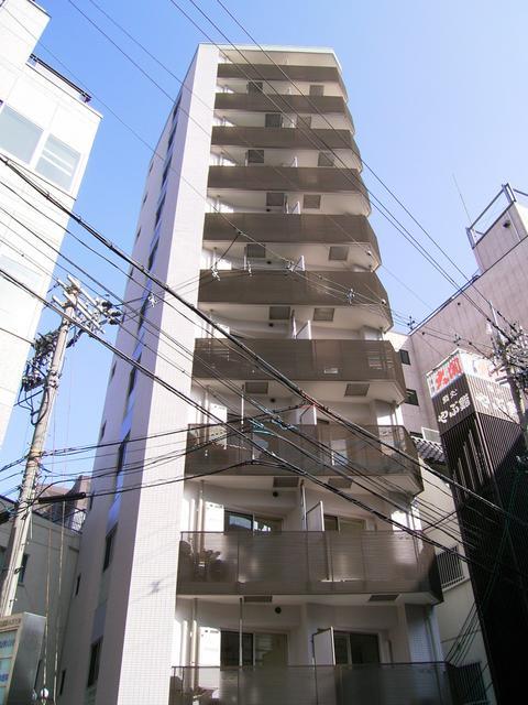 物件番号: 1025816097 コンフォール元町  神戸市中央区北長狭通4丁目 1K マンション 外観画像