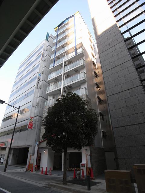 物件番号: 1025856913 プリオーレ三宮  神戸市中央区磯辺通2丁目 2LDK マンション 外観画像