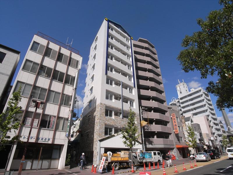 物件番号: 1025842788 プリオーレ中山手  神戸市中央区中山手通3丁目 1DK マンション 外観画像