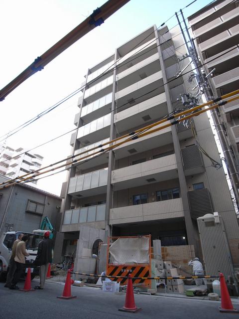 物件番号: 1025842724 グランティーク下沢通  神戸市兵庫区下沢通2丁目 1LDK マンション 外観画像