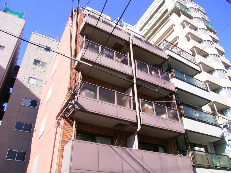 物件番号: 1025802677 ヴィラ布引  神戸市中央区布引町2丁目 1R マンション 外観画像