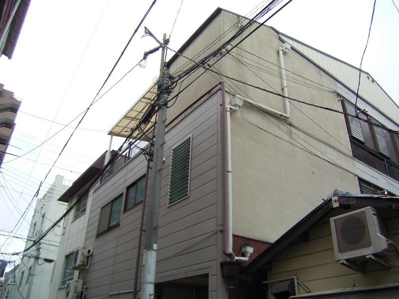物件番号: 1025821898 岡ハウス  神戸市中央区琴ノ緒町2丁目 1DK ハイツ 外観画像