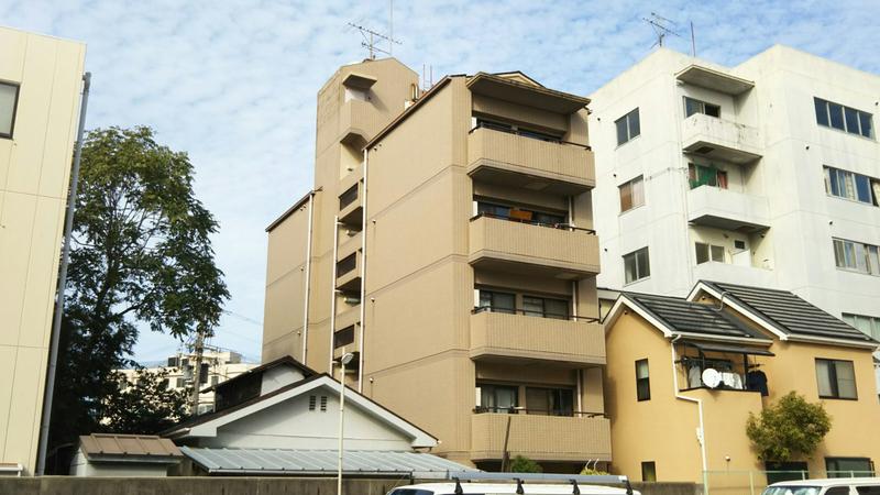 プレアール神戸 202の外観