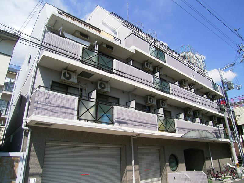 物件番号: 1025866512 グランシャリオ  神戸市中央区国香通5丁目 2LDK マンション 外観画像