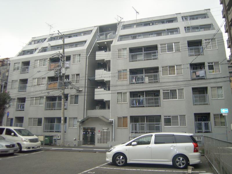物件番号: 1025866880 グラン・ピア下山手通  神戸市中央区花隈町 1R マンション 外観画像
