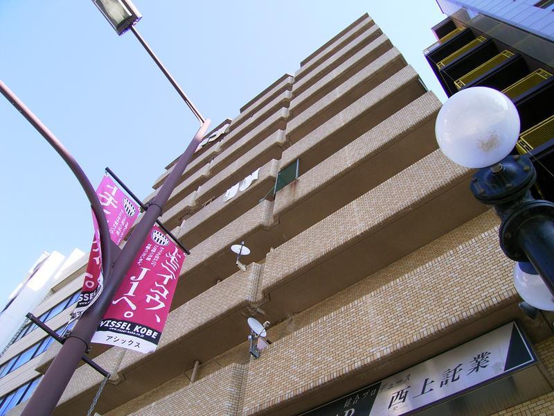 物件番号: 1025881160 グレイスハイツ新神戸  神戸市中央区布引町2丁目 2LDK マンション 外観画像