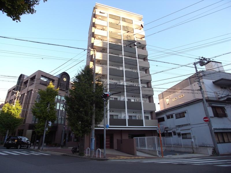 物件番号: 1025847080 スワンズ新神戸ウィータ  神戸市中央区生田町4丁目 1K マンション 外観画像