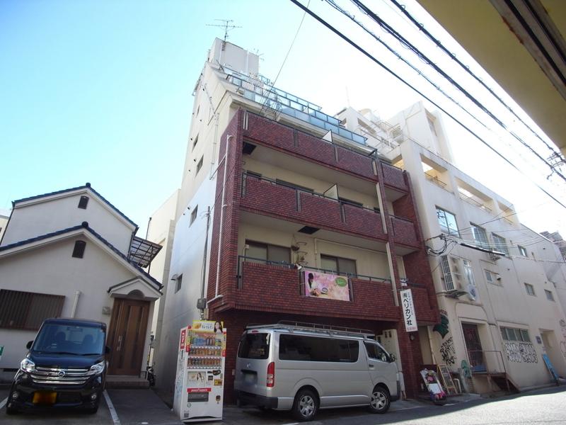 物件番号: 1025814857 三宮UEハウス  神戸市中央区下山手通3丁目 1DK マンション 外観画像