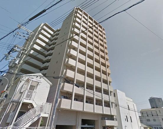 物件番号: 1025850026 レジュールアッシュ神戸元町  神戸市中央区花隈町 1K マンション 外観画像
