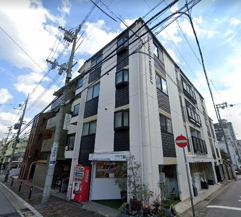 物件番号: 1025882636 アクエルド諏訪山  神戸市中央区中山手通4丁目 1DK マンション 外観画像
