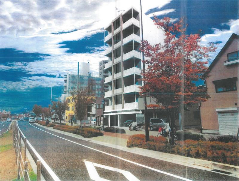 物件番号: 1025863187 ワコーレヴィータ須磨行幸町  神戸市須磨区行幸町4丁目 1K マンション 外観画像