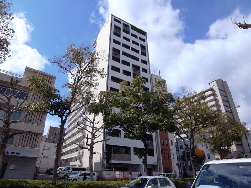 アスヴェル神戸駅前 1305の外観