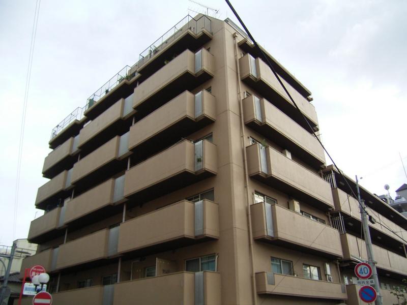 物件番号: 1025854361 ジュエリー山手  神戸市中央区下山手通7丁目 3LDK マンション 外観画像