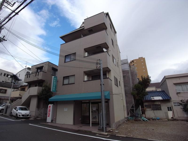 物件番号: 1025883775 ハイム九州屋  神戸市中央区中山手通7丁目 1LDK マンション 外観画像