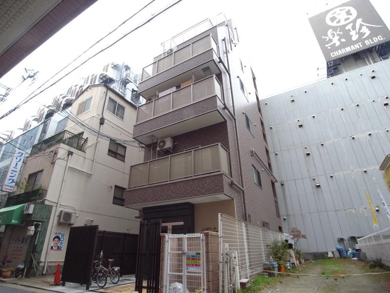 物件番号: 1025852664 エスポワール加納町  神戸市中央区加納町4丁目 1R マンション 外観画像
