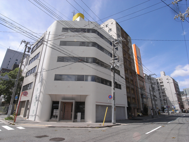 物件番号: 1025852908 フレイランス磯辺  神戸市中央区磯辺通2丁目 1LDK マンション 外観画像