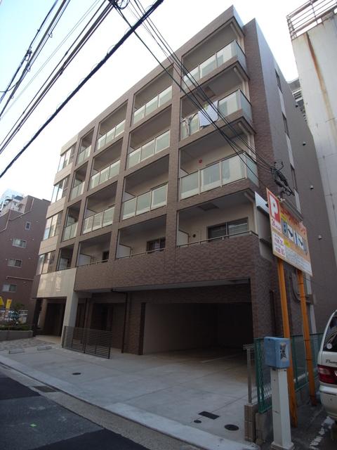 物件番号: 1025854127 レガーロ プラス(REGALO PLUS)  神戸市中央区加納町4丁目 1LDK マンション 外観画像