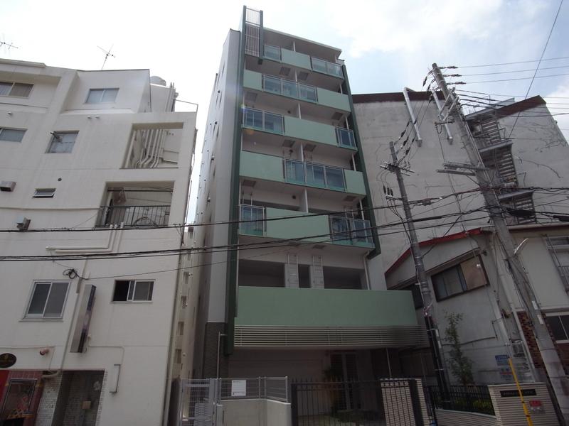 物件番号: 1025855652 STELLA LUCE 北野坂  神戸市中央区中山手通1丁目 1LDK マンション 外観画像