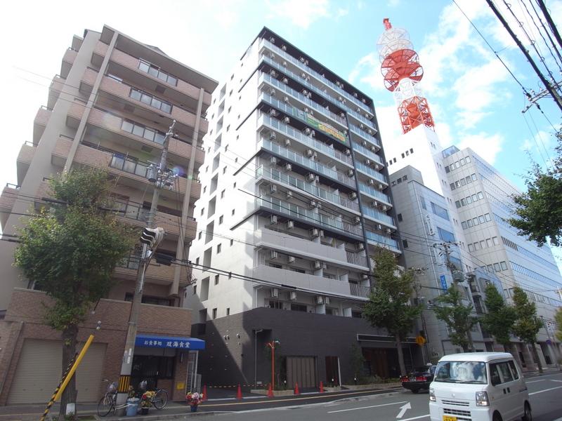 エステムプラザ神戸・大開通ルミナス p1101の外観