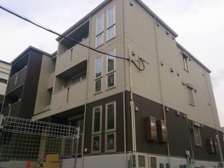 物件番号: 1025857198 AQUILA上筒井通  神戸市中央区上筒井通6丁目 1LDK マンション 外観画像