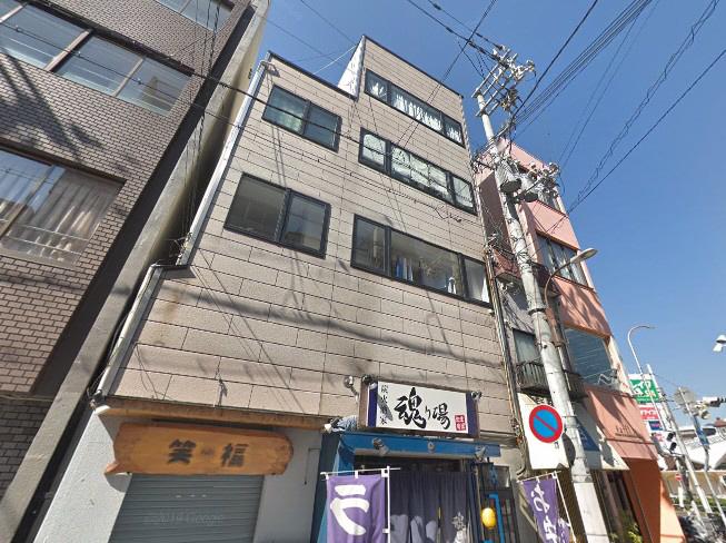 神戸興安亭ビル 4Fの外観