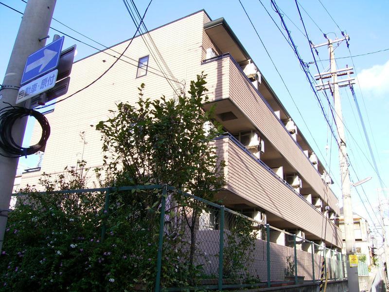 物件番号: 1025883358 パラッツォ春日野  神戸市中央区大日通6丁目 1R マンション 外観画像