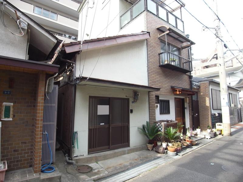 物件番号: 1025858995 二宮住宅  神戸市中央区二宮町3丁目 1K 貸家 外観画像